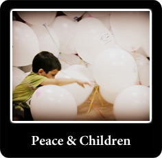 Peace--children en